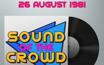 Off The Chart: 26 August 1981