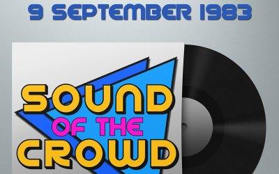 Off The Chart: 9 September 1983