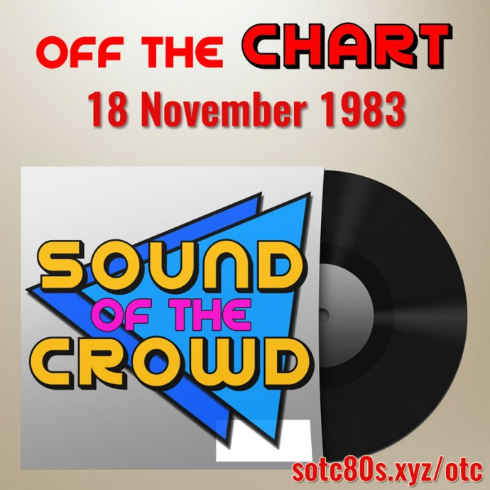 Off The Chart: 18 November 1983