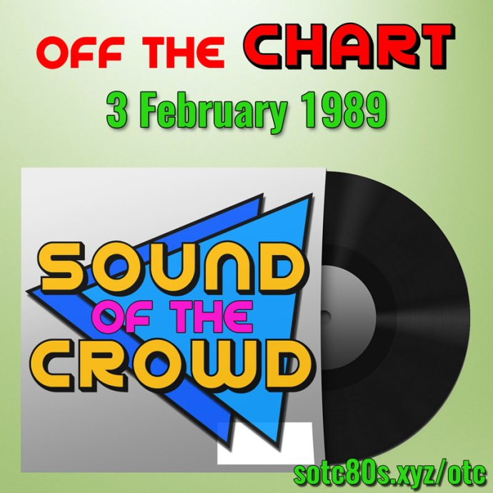 Off The Chart: 3 February 1989