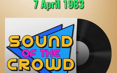 Off The Chart: 7 April 1983