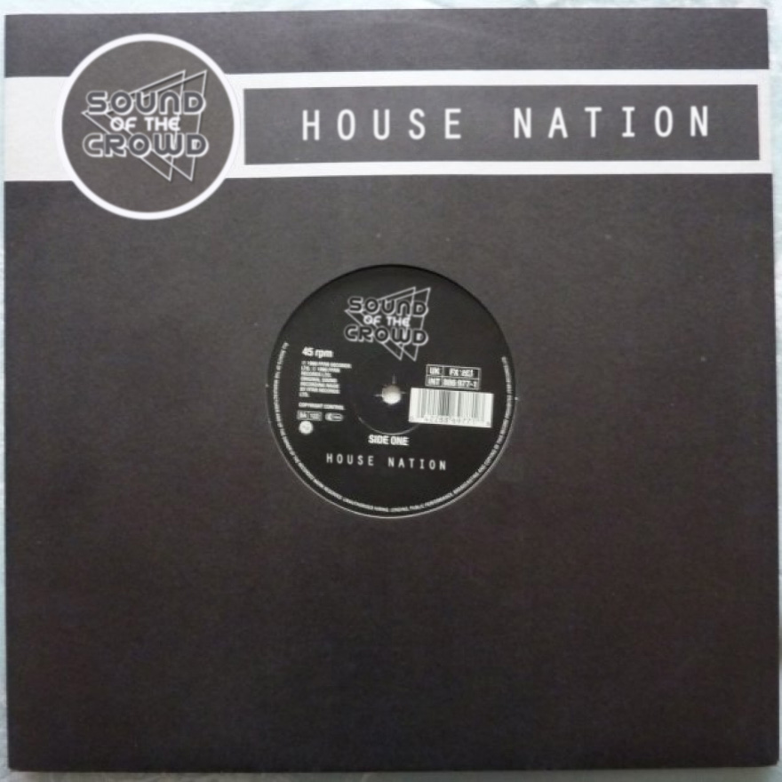 Virtual CD of the Month: House Nation