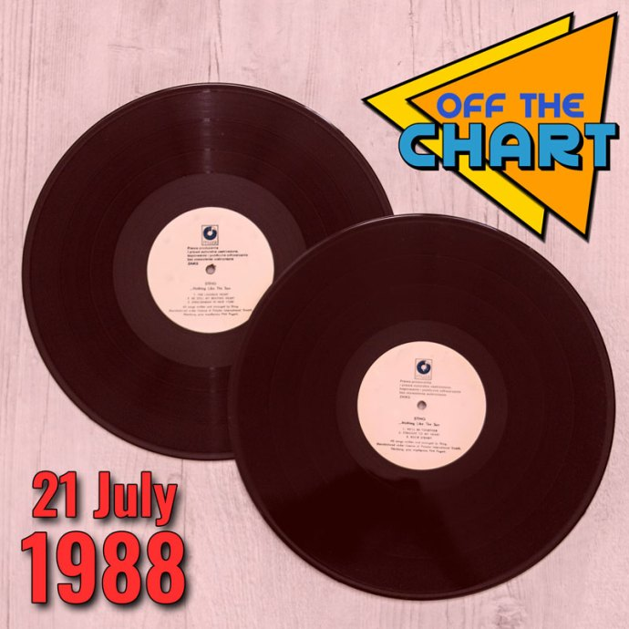 Off The Chart: 21 July 1988