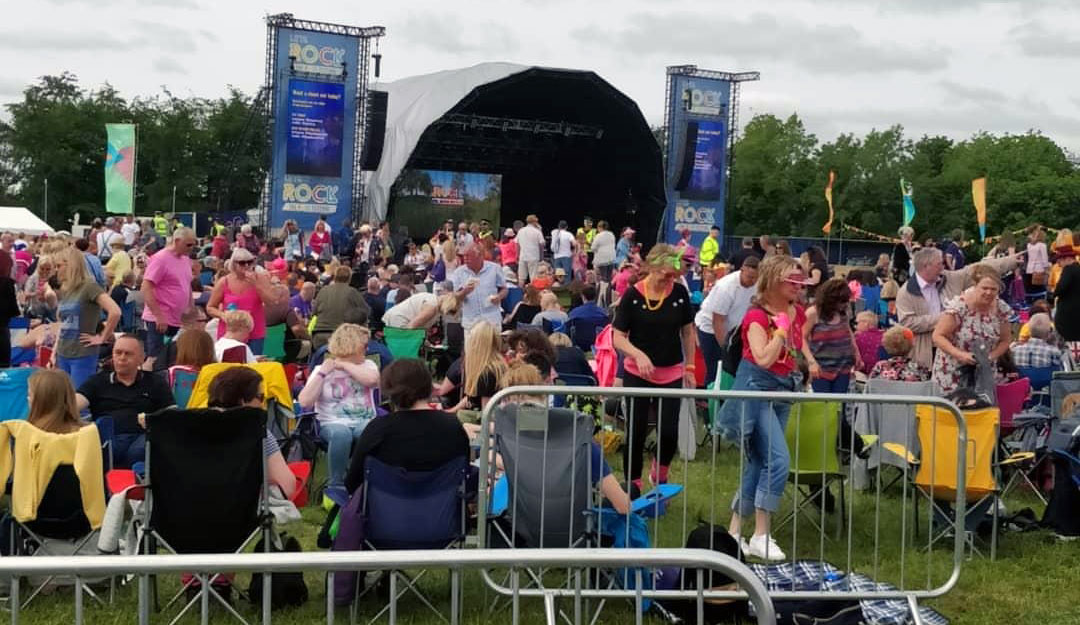 Let's Rock Scotland – Steve's festival diary