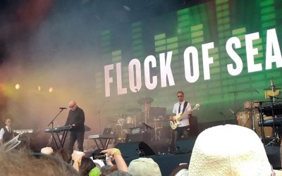 A Flock of Seagulls at Rewind Scotland 2018