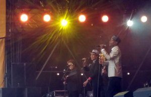 The Selecter at Rewind Scotland 2018