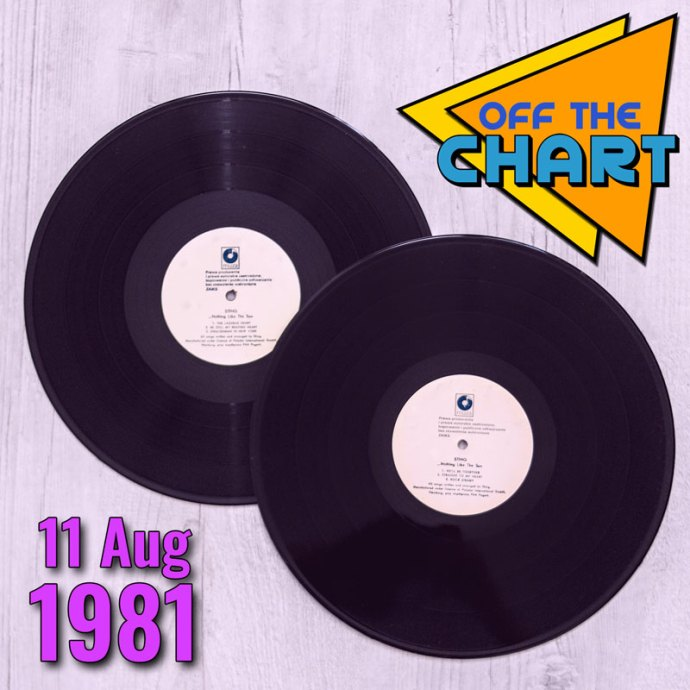 Off The Chart: 11 August 1981