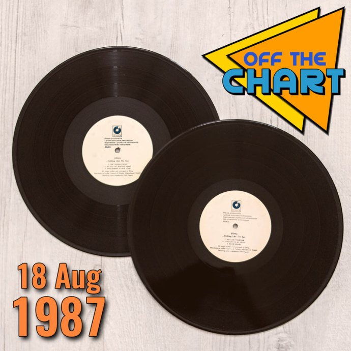Off The Chart: 18 August 1987