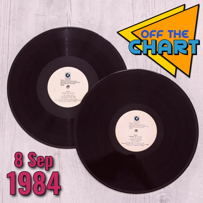 Off The Chart: 8 September 1984