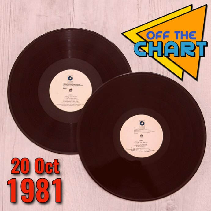 Off The Chart: 20 October 1981