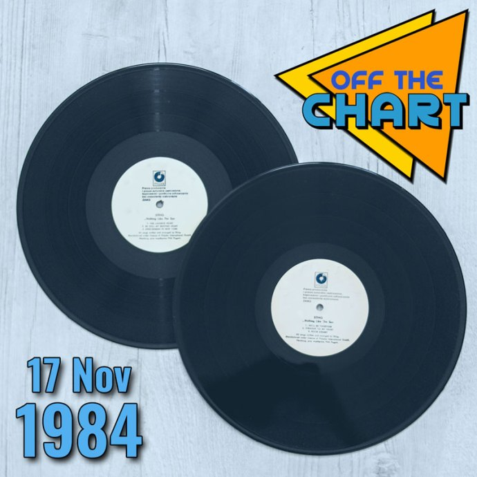 Off The Chart 17 November 1984