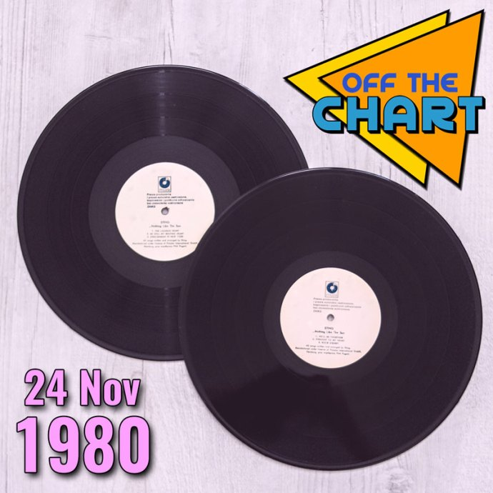 Off The Chart: 24 November 1980