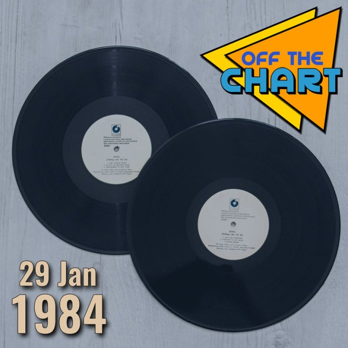 Off The Chart: 29 January 1984