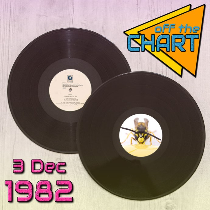 Off The Chart: 3 December 1982