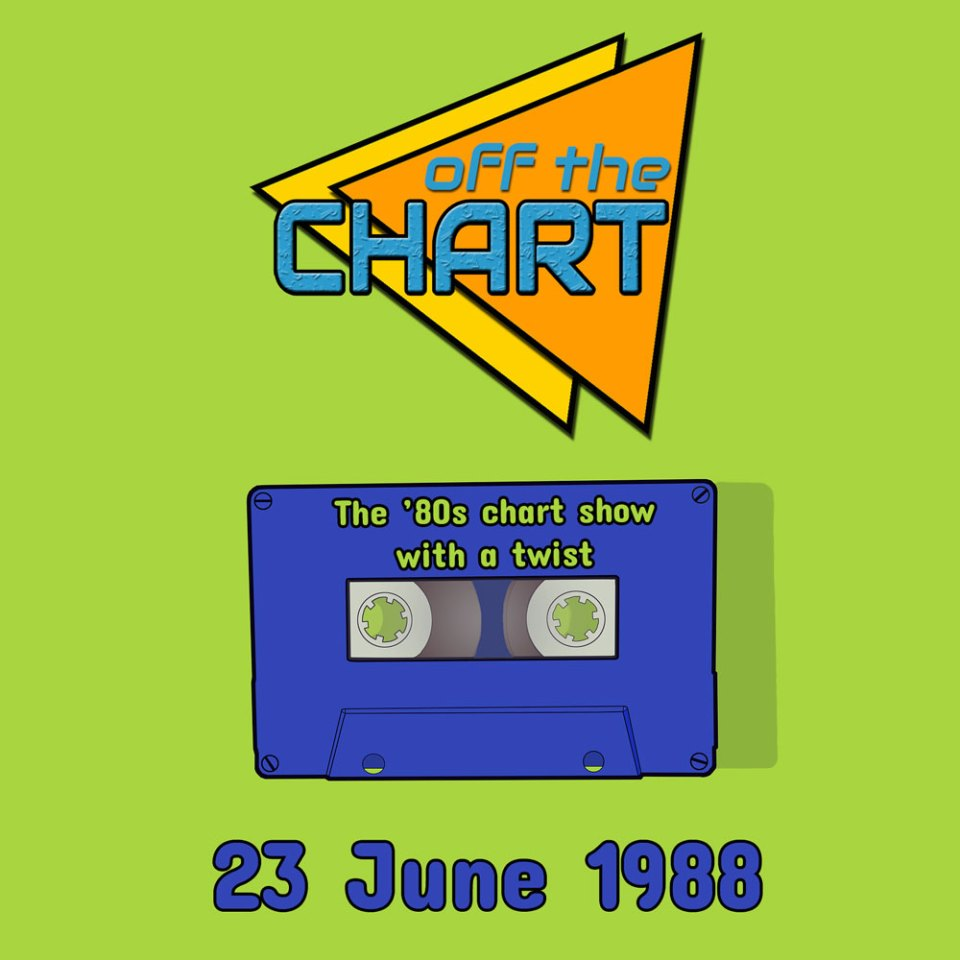 Off The Chart: 23 June 1988