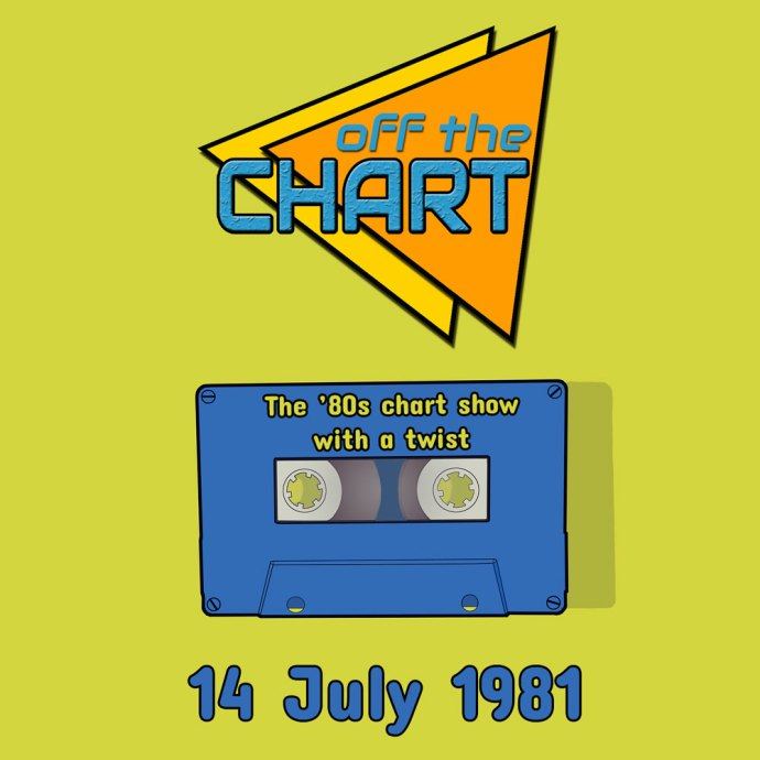 Off The Chart: 14 July 1981