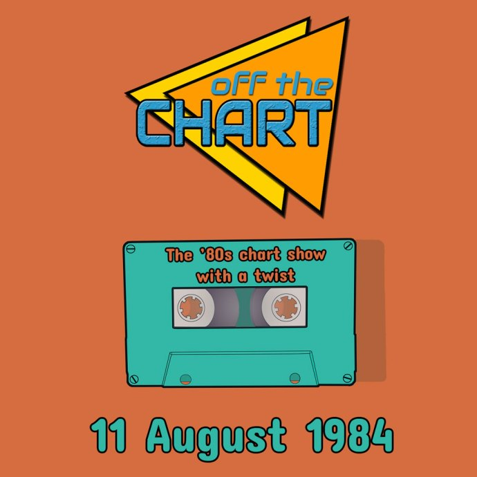 Off The Chart: 11 August 1984
