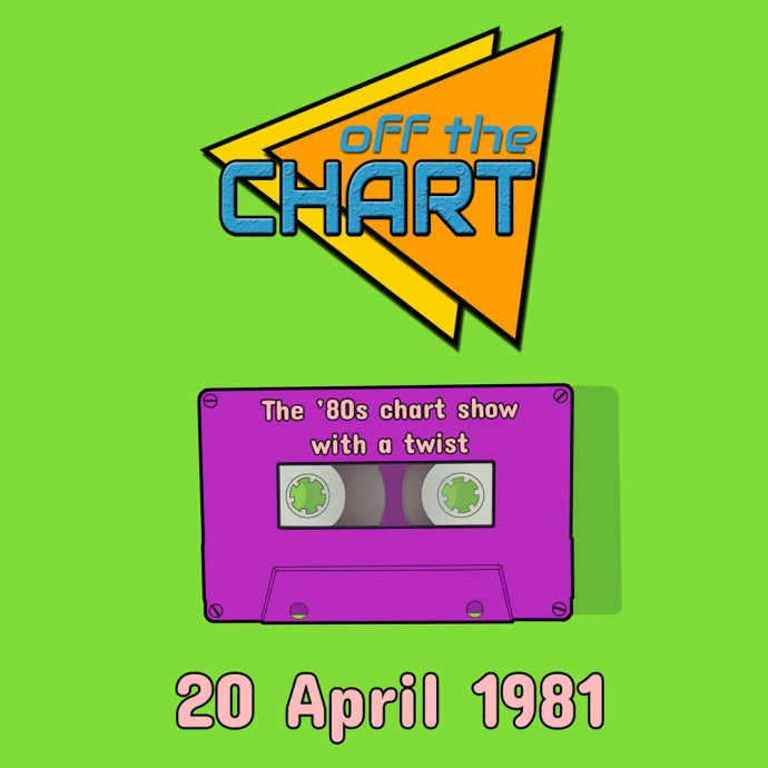 Off The Chart: 20 April 1981