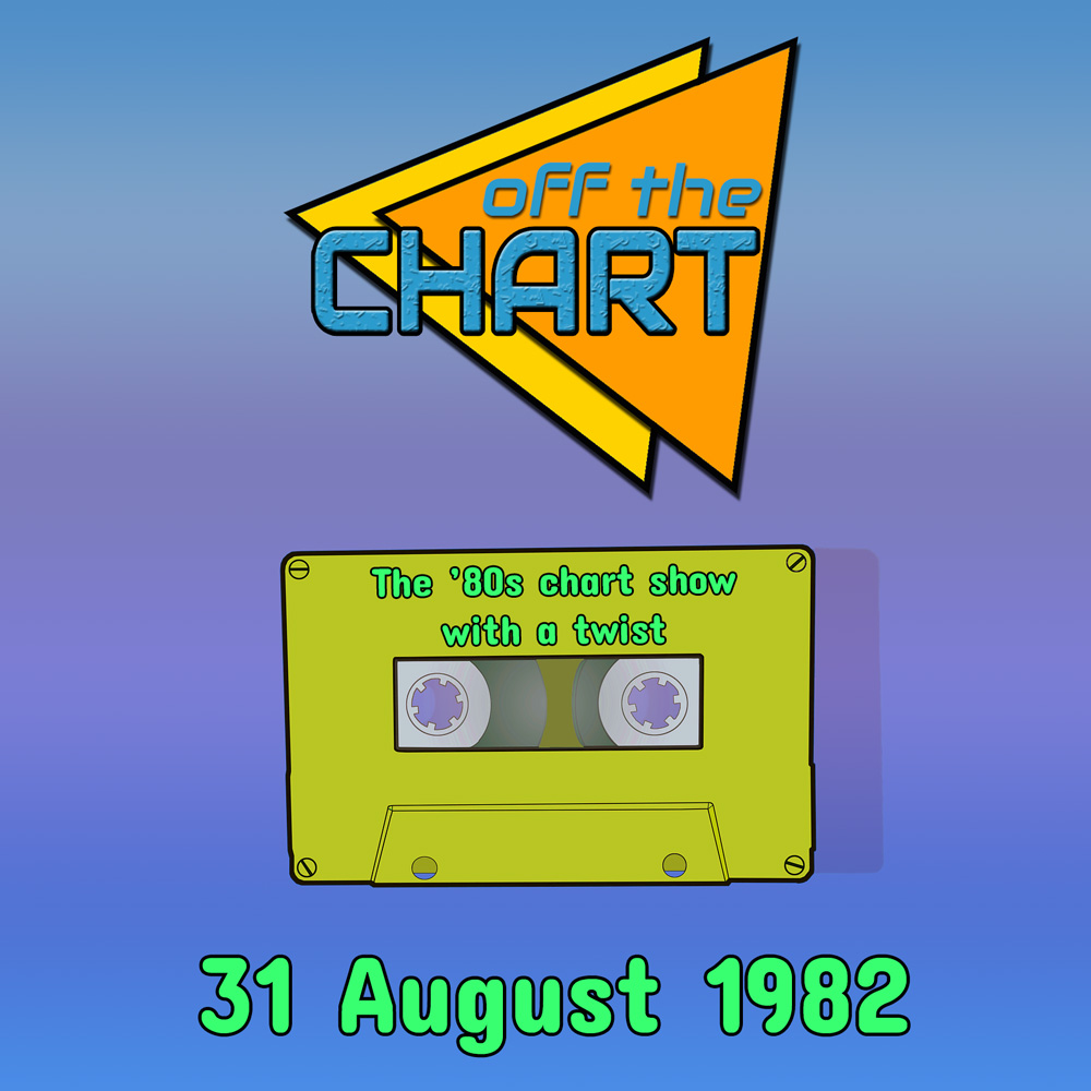 Off The Chart: 31 August 1982