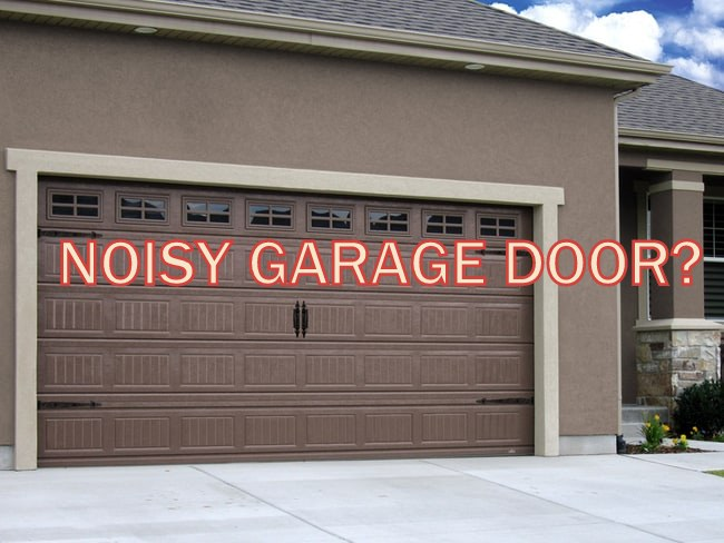 How to Fix a Noisy Garage Door  10 Easy Things You Can Do