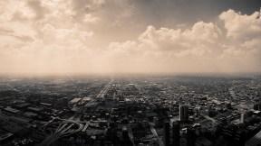 City-scape Wallpaper