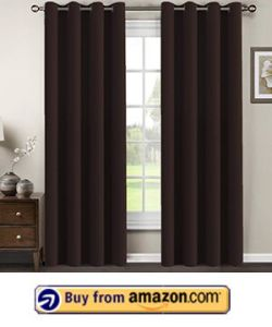 VERSAILTEX Premium Blackout Curtains