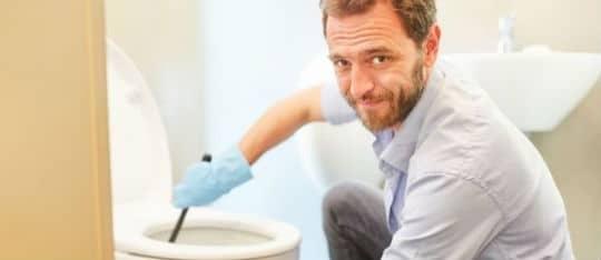 sink or toilet bubbles gurgles when