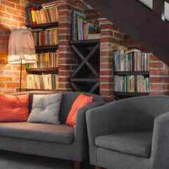 Soundproof Living Room Color For Walls How To A Wall Cheaply 9 Diy Tips Existing Place Sofas And Cauches Up Against Noisy Add Bookshelves Other Furniture