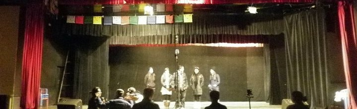 A Day at the Tibetan Opera