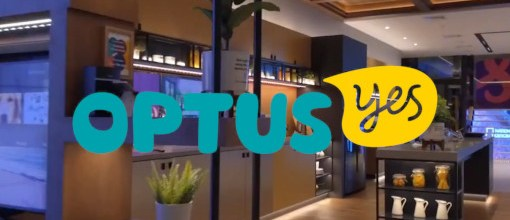 Optus on George
