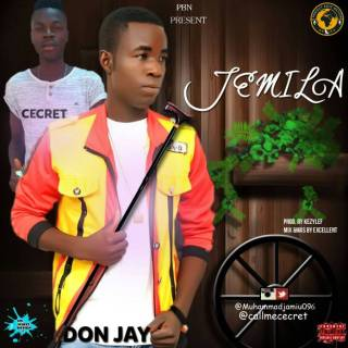 Don Jay ft. Cecret - Jemila