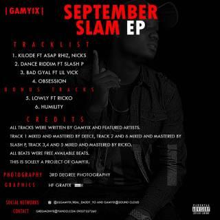 Gamyix - September Slam (EP)