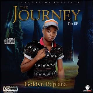 Goldyn Raplana - The Journey (Irinajo Mi)