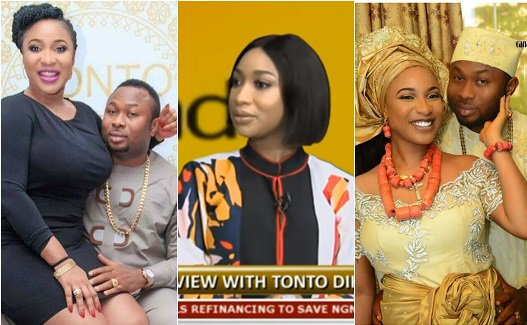 """""""It Is Now Obvious That You Are The Cause Of Your Failed Marriage"""" – Nigerians Blasts Tonto Dikeh (Read Details)"""