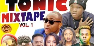DJ Ultimate – The Club Tonic Mixtape