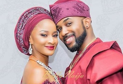 'Our Honeymoon Is In January' – Banky W Replies A Curious Fan