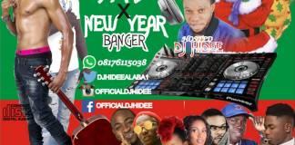 DJ Hidee - Xmas & New Year Banger Mix