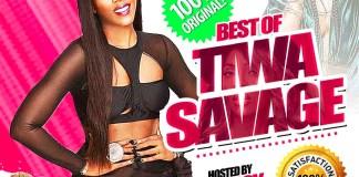 Newman/DJ Easy – Best Of Tiwa Savage Mix