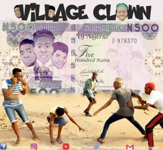 Village Clown - ₦500 Package Pick