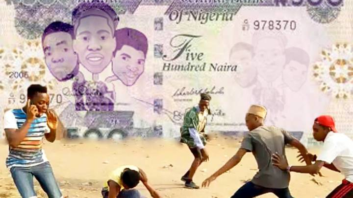 [Comedy] Village Clown – ₦500 Package Pick