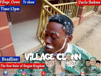 [Comedy] Village Clown - Interview Misunderstanding (Your Father Is A Ruler)