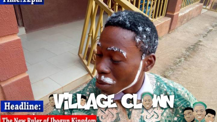 [Comedy] Village Clown – Interview Misunderstanding (Your Father Is A Ruler)
