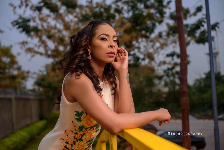Ex-BBNaija Housemate, Tboss Is A Goddess As She Stuns In New Photos To Celebrate New Month