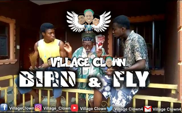 [Comedy] Village Clown – Difference Between Bird & Fly