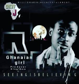 Davy Jeezy - Ghanaian Girl
