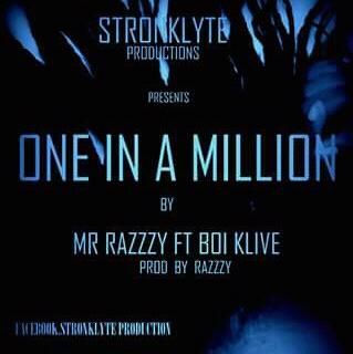 Klive ft. Mr Razzy - One In A Million