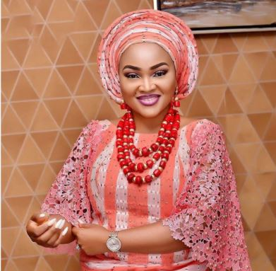 CONGRATS: Actress Mercy Aigbe Becomes The Latest Landlady In Town (See Photos)