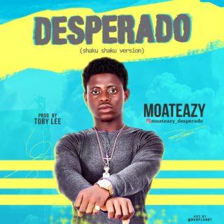 Moateazy - Desperado