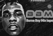 Super DJ Co - Best Of Burna Boy (BBM)