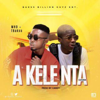 MHD ft. TBakss - A Kele Nta (Cover)